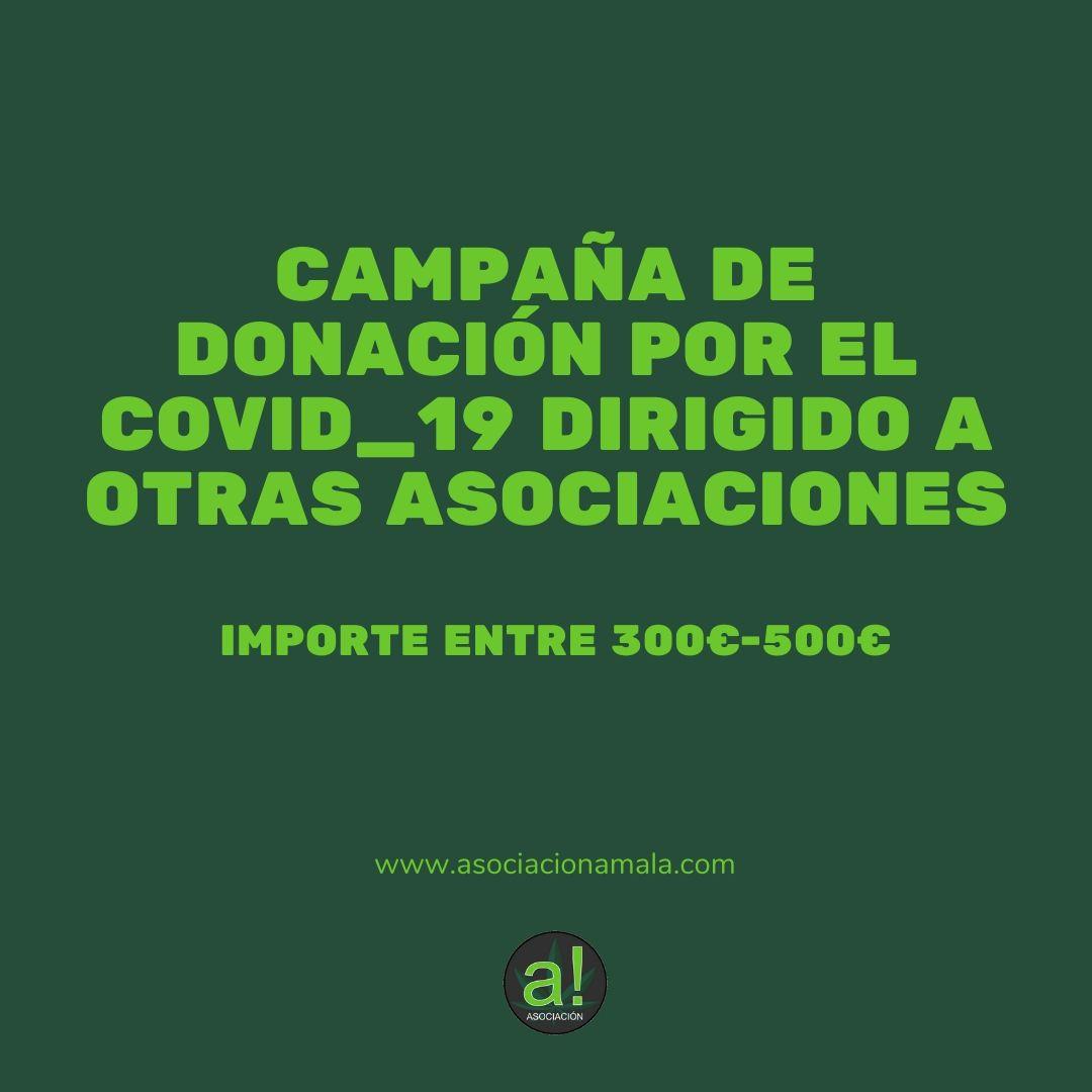 campaña de donacion por el covid_19