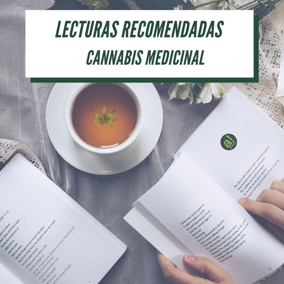 lecturas recomendadas cannabis medicinal