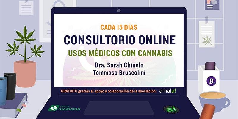 consultorio online cannabis medicinal